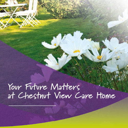 Chestnut View Care Home Haslemere Brochure